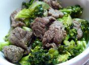 Cómo preparar salteado de beef con brócoli