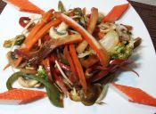 Cómo cocinar chapsui de kanikama