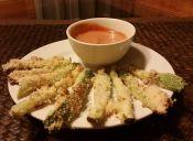 Preparar zucchinis crocantes