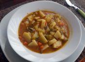 Cómo cocinar un guiso de verduras