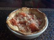 Cómo cocinar quiche de tomates