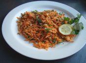 Hacer ensalada de zanahoria estilo marroquí