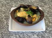 Cómo cocinar una sopa de mariscos