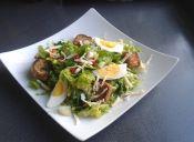 Cómo preparar ensalada de la granja