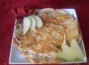 Tortilla para Diabéticos: Tortilla de Manzanas