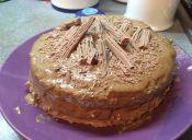 Cómo hacer una Torta de chocolate manjar, apta para cualquier cocinero