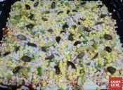 Receta: Masa de pizza