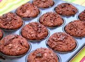 Receta: Muffins de chocolate