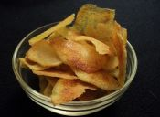 Receta: Papas chips con especies