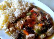 Choep suey de pollo: un clásico de la comida china occidentalizada
