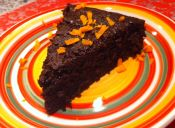 Queque de Chocolate y Zanahorias