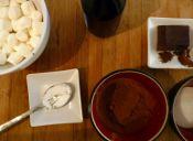 Prepara un Chocolate caliente navideño espeso y especiado