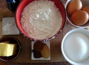 Cómo hacer un Biscotti de jengibre