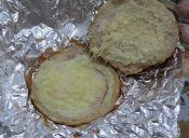 Ideas para Desayuno: Pan de Hamburguesa con Huevo