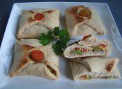 Prepara unos crujientes Pañuelitos de verduras