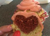 Regala amor con estos cupcakes sorpresa