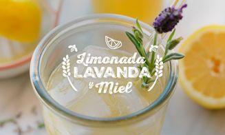 Preparar Limonada Lavanda y Miel
