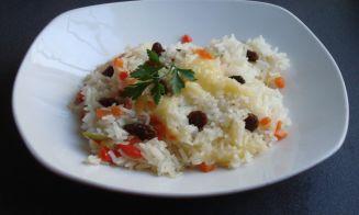Cómo preparar arroz griego