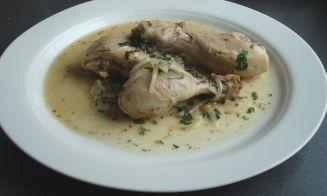 Hacer ceviche de pollo caliente
