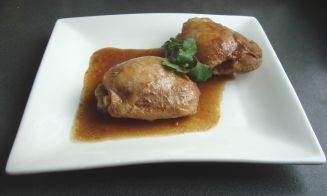 Cocinar pollo al sillao peruano