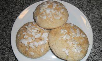 Hacer pan de coco