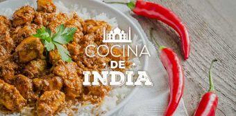 Especial comida india: lo mejor de la comida asiática