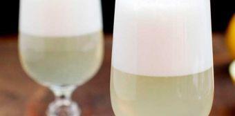 Preparar Chardonnay Sour