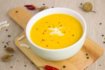 Cómo preparar sopa de polenta