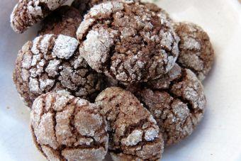 Cómo preparar Ghribat de chocolate