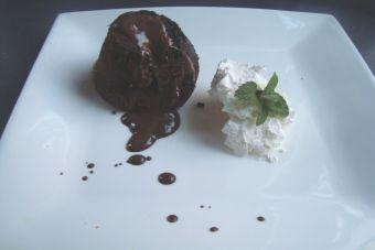 Cómo hacer un Volcán de Chocolate