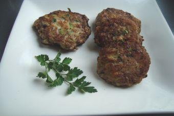 Prepara Hamburguesas de Pavo y Zuchini