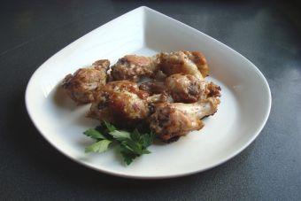 Cómo hacer alitas de pollo estilo búfalo