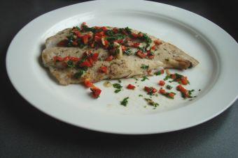 Cocinar merluza a la bilbaína