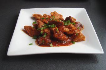 Cocinar costillar cantonés