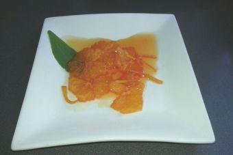Cómo hacer naranjas flambeadas al ron