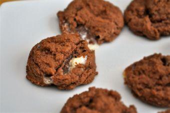 Galletas de Chispas de Chocolate y Malvaviscos
