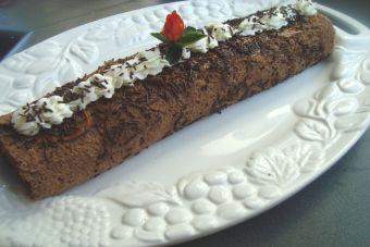 Cómo preparar un Brazo de Reina de Chocolate