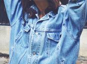 5 formas de estilizar una chaqueta denim esta temporada
