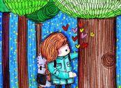 Cosas de loca: querer vivir en un árbol