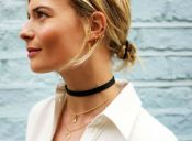 Tendencia: Velvet Chokers