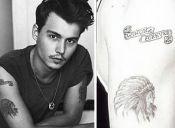 Top 5: Famosos que se tatuaron el nombre de sus parejas