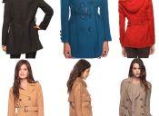 Elige tu abrigo según tu figura!