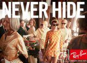 75 años de Ray Ban en la moda y en la historia