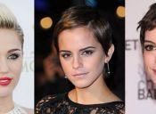 Tendencia 2013: el pelo corto