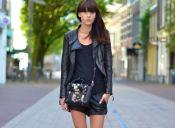 ¿Cómo usar el negro en verano?