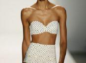Tendencia: Bikinis de cintura alta
