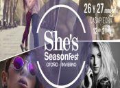 ¡Concurso flash! Gana entradas para She's Season Fest Otoño-Invierno 2014 // GANADORAS
