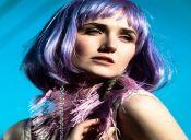 Tendencia: la moda de teñirse el pelo lila