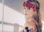 Tendencia: cintillos de flores