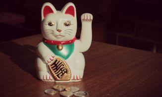 Maneki Neko: el gatito de la suerte